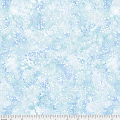 "Day Dream 108"" Teal Wide Quilt Back fabric available at Quilted Joy"