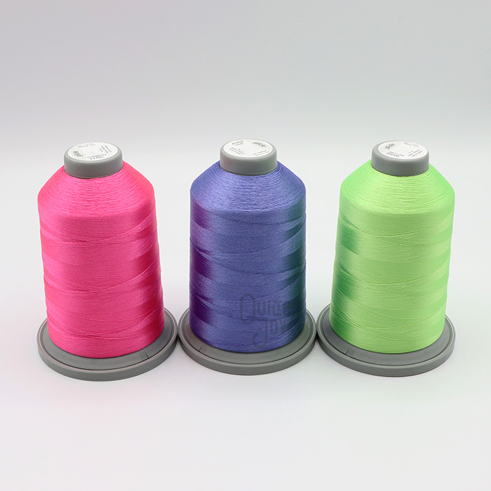 Glide Thread Hoppy Spring - Quilted Joy Exclusive Limited Edition Thread Pack