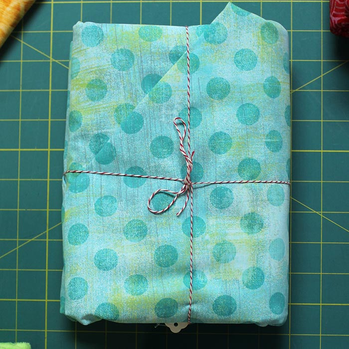 3 Yard Quilt Back Packs available at Quilted Joy