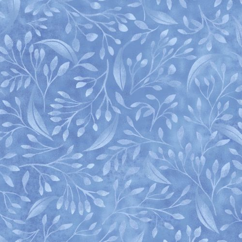 "Alessia - Blue 108"" Wide Quilt Back Available at Quilted Joy"
