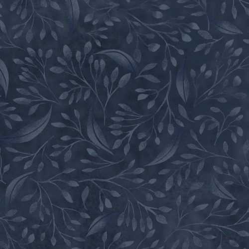 "Alessia - Navy 108"" Wide Quilt Back Available at Quilted Joy"