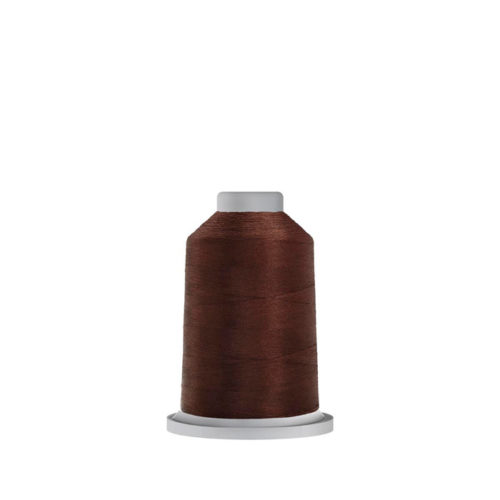 Glide Rust Brown - 410.20478 1000m mini cone available at Quilted Joy