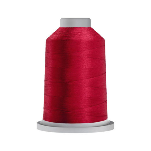 Glide Cranberry - 450.70207 5000m king cone available at Quilted Joy