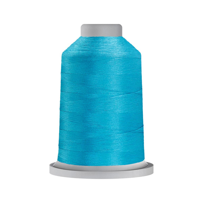 Glide Dark Aqua - 450.92985 5000m king cone available at Quilted Joy