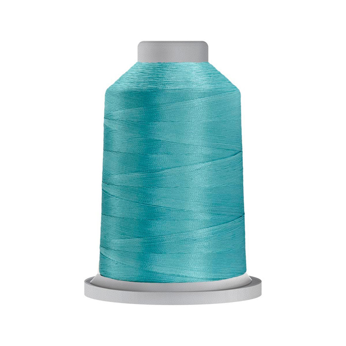 Glide Light Turquoise - 450.32975 5000m king cone available at Quilted Joy