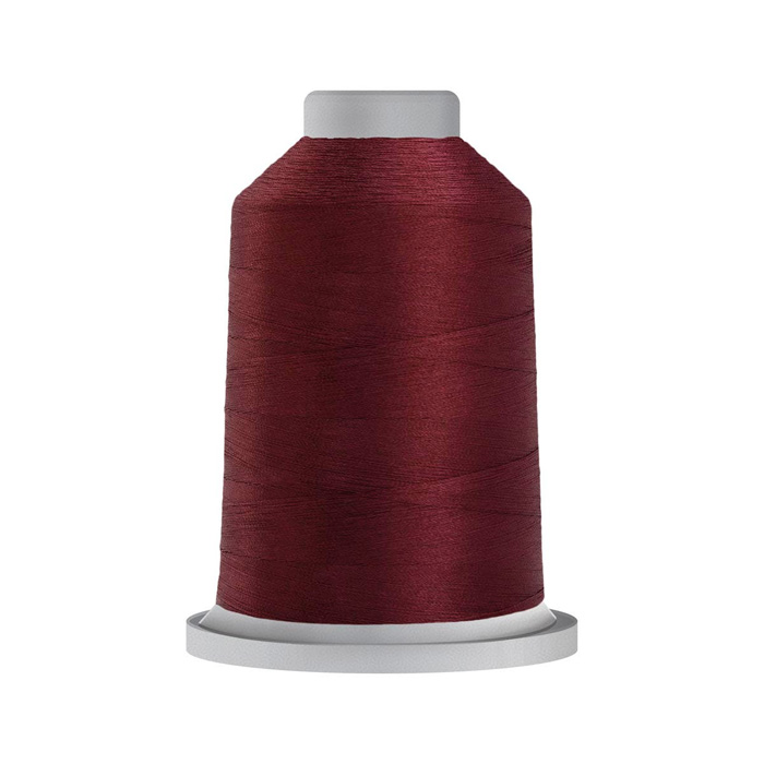 Glide Maroon - 450.70209 5000m king cone available at Quilted Joy