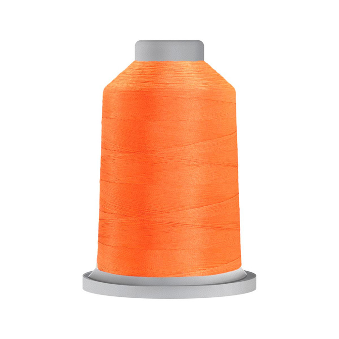 Glide Neon Orange - 450.90811 5000m king cone available at Quilted Joy
