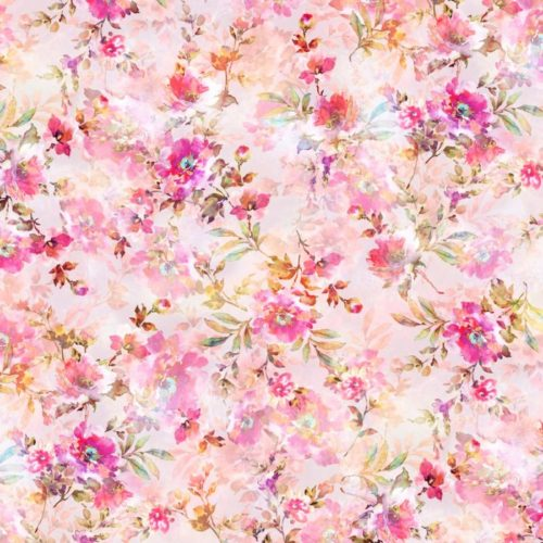 """Sophia - Pink 108"""" Wide Quilt Back Available at Quilted Joy"""