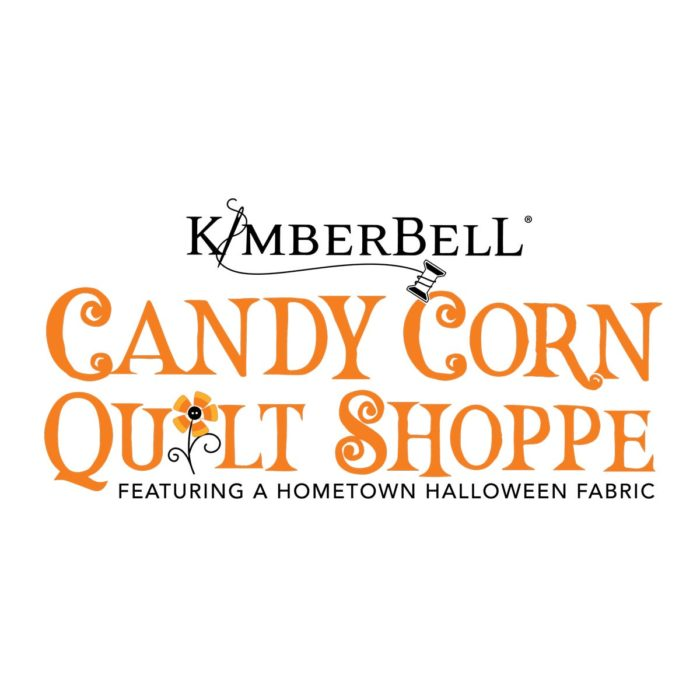 Kimberbell's Candy Corn Quilt Shoppe Coordinating Embroidery Thread kit, available at Quilted Joy