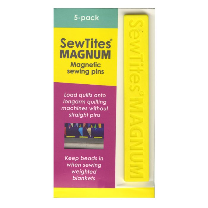 SewTites Magnetic Pins Available at Quilted Joy