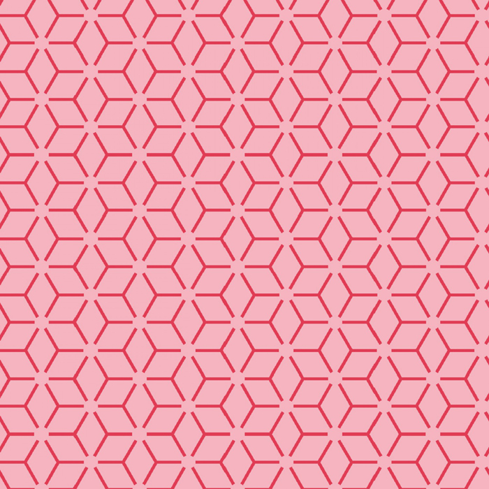 """Kimberbell Connected Stars - Pink 108"""" Wide Quilt Back Available at Quilted Joy"""