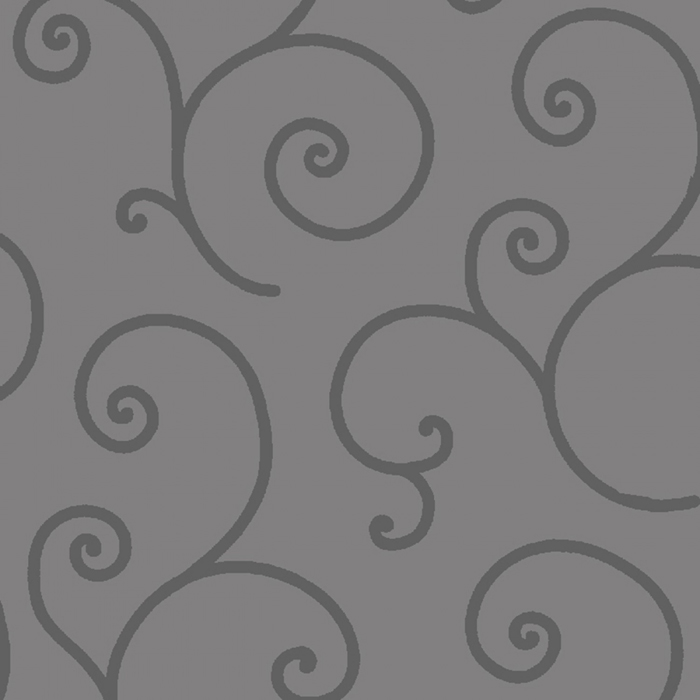 """Kimberbell Scroll - Grey 108"""" Wide Quilt Back Available at Quilted Joy"""