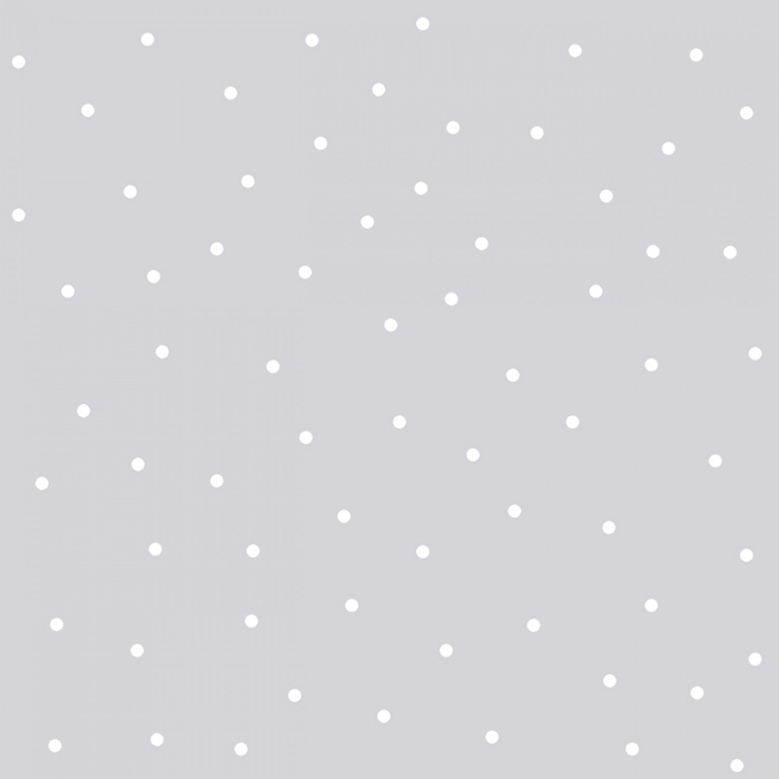 """Kimberbell Tiny Dots - Grey 108"""" Wide Quilt Back Available at Quilted Joy"""