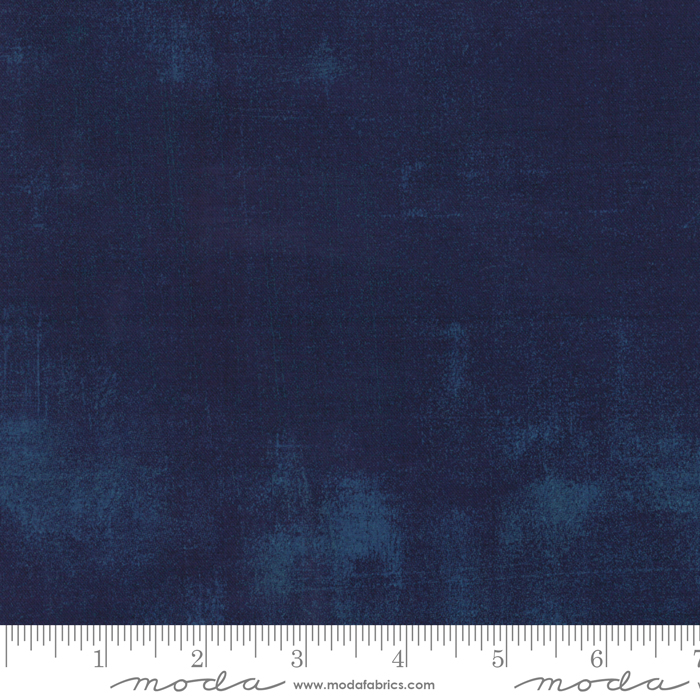 Grunge Quilter's Bias Binding - Navy *40 Yards* Available at Quilted Joy