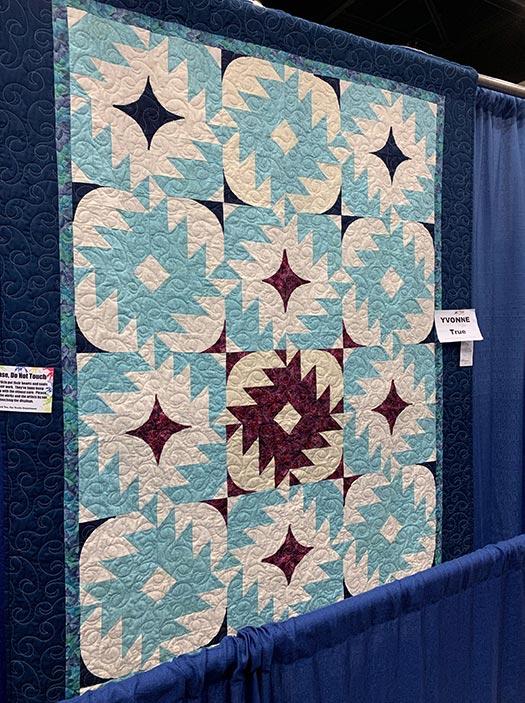 image of Blue Ridge Love Quilt