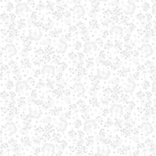 Image of White on White Harmony fabric