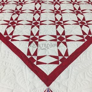 Patriot Quilt by Angela Huffman